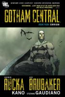 Cover image for Gotham Central. Book four, Corrigan