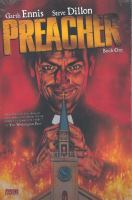 Cover image for Preacher, book one