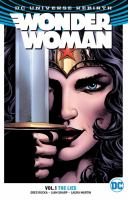 Cover image for Wonder Woman. Volume 1, The lies