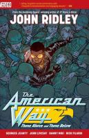 Cover image for The American Way. Those above and those below
