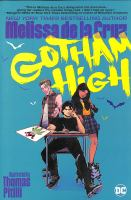 Cover image for Gotham High