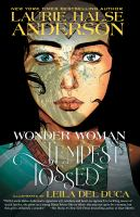 Cover image for Wonder Woman : tempest tossed