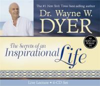Cover image for The secrets of an inspirational (in-spirit) life