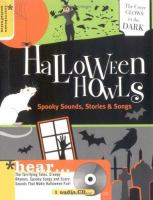 Cover image for Halloween howls : spooky sounds, stories & songs.