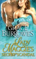 Cover image for Lady Maggie's secret scandal