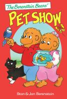 Cover image for The Berenstain Bears' pet show