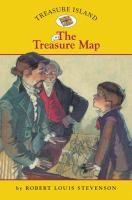 Cover image for Treasure Island. #1, The treasure map