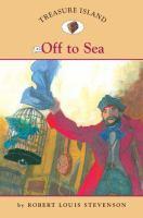 Cover image for Treasure Island. #2, Off to sea