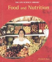 Cover image for Food and nutrition