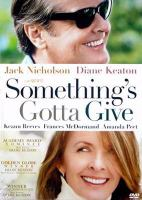 Cover image for Something's gotta give