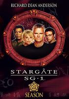 Cover image for Stargate SG-1. Season 8