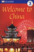 Cover image for Welcome to China