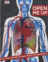 Cover image for Open me up