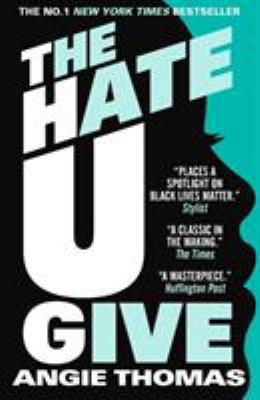 Cover image for The hate u give