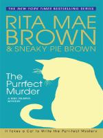 Cover image for The purrfect murder