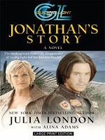 Cover image for Guiding light : Jonathan's story