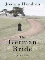 Cover image for The German bride