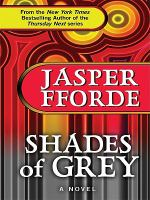 Cover image for Shades of grey the road to high saffron