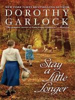 Cover image for Stay a little longer