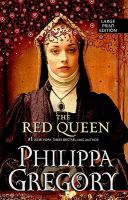Cover image for The red queen