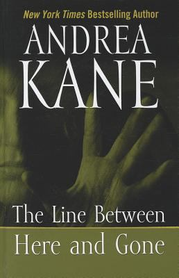 Cover image for The line between here and gone