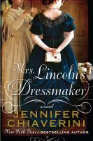 Cover image for Mrs. Lincoln's dressmaker