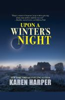 Cover image for Upon a winter's night