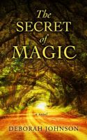 Cover image for The secret of magic