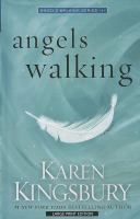 Cover image for Angels walking
