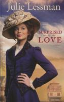 Cover image for Surprised by love