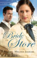 Cover image for A bride in store
