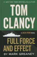 Cover image for Full force and effect