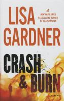Cover image for Crash and burn
