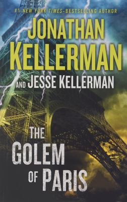 Cover image for The golem of Paris