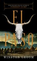 Cover image for El Paso