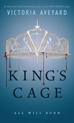 Cover image for King's cage