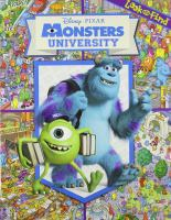Cover image for Monsters University