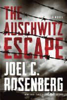Cover image for The Auschwitz escape