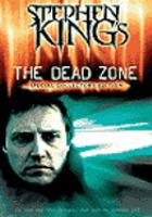 Cover image for Stephen King's The dead zone