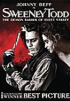 Cover image for Sweeney Todd the demon barber of Fleet Street the demon barber of Fleet Street