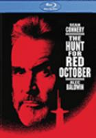 Cover image for The hunt for Red October [Blu Ray]