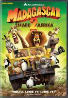Cover image for Madagascar : escape 2 Africa