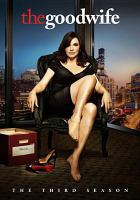 Cover image for The good wife. The third season