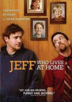 Cover image for Jeff, who lives at home