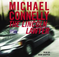 Cover image for The Lincoln lawyer : a novel