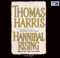 Cover image for Hannibal rising