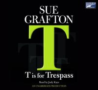 "Cover image for ""T"" is for trespass"