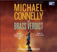 Cover image for The brass verdict : a novel