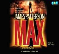 Cover image for Max : a Maximum Ride novel