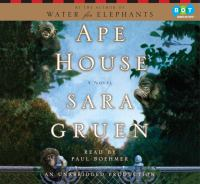 Cover image for Ape house [a novel]